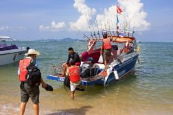 Boat Trips to nearby Islands