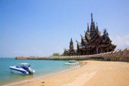 Century Wooden Temple
