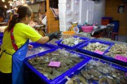 Fresh Fish Market Naglua